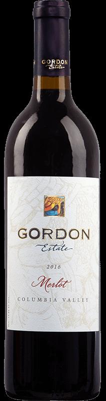 Gordon-2016 Merlot bottle image-800-transparent